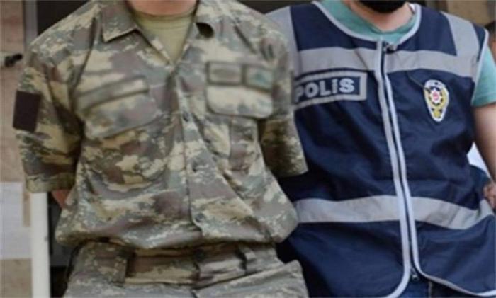 FETÖ-yə qarşı əməliyyat: 223 şübhəli hərbçi saxlanıldı