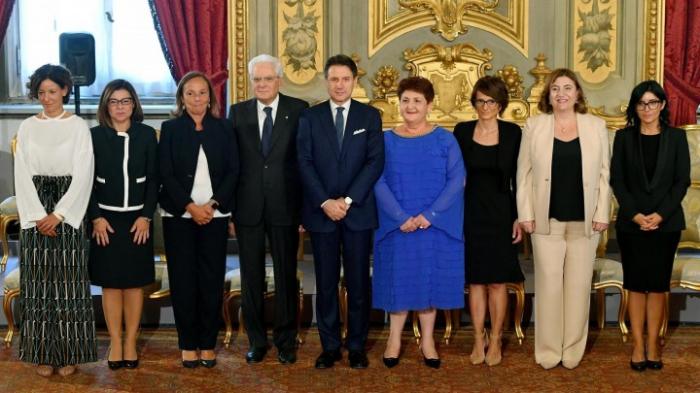 Ministerpräsident Conte erstmals nach Regierungsumbildung in Brüssel
