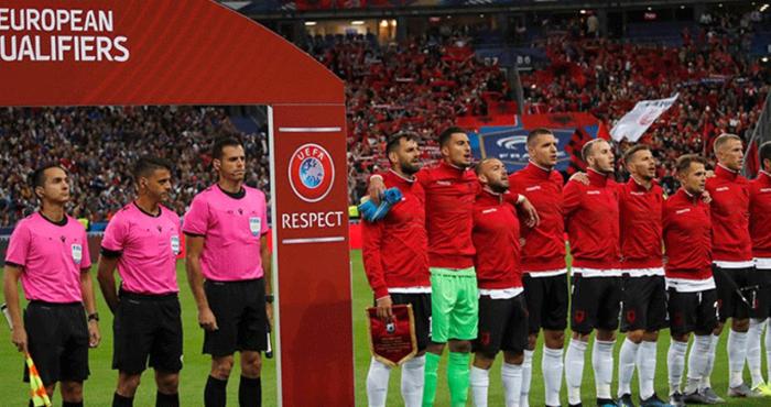 Fransada albanlara qarşı böyük hörmətsizlik - VİDEO