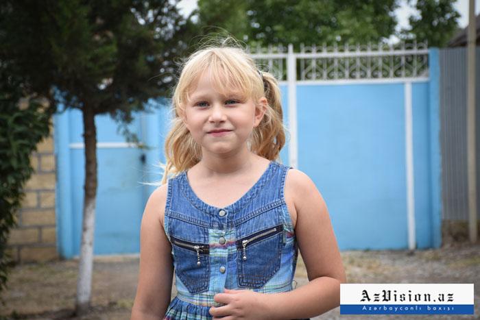 قرية غير عادية ، تذكرنا بالفترة السوفيتية في أذربيجان -   صور
