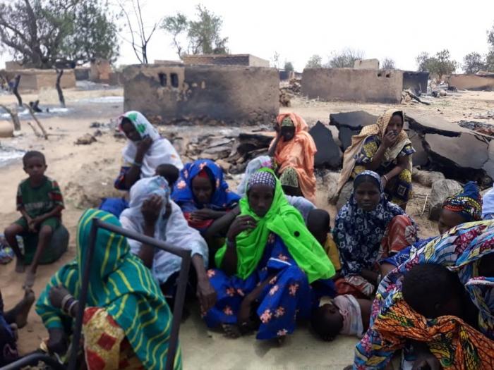 Burkina: 300.000 déplacés et 500.000 personnes privées de soins