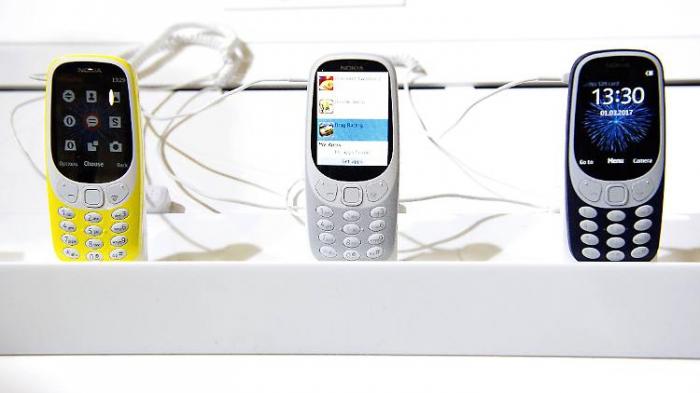 Nokia will mit Kult-Handys wieder glänzen