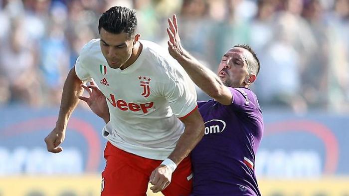 Ribery stellt Ronaldo in den Schatten