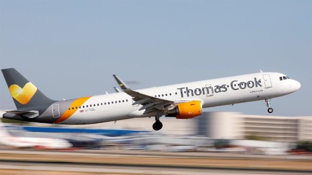 Thomas Cook ist pleite und streicht alle Flüge