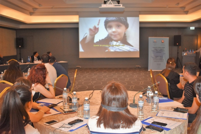 IOM conducts training on combating violent extremism