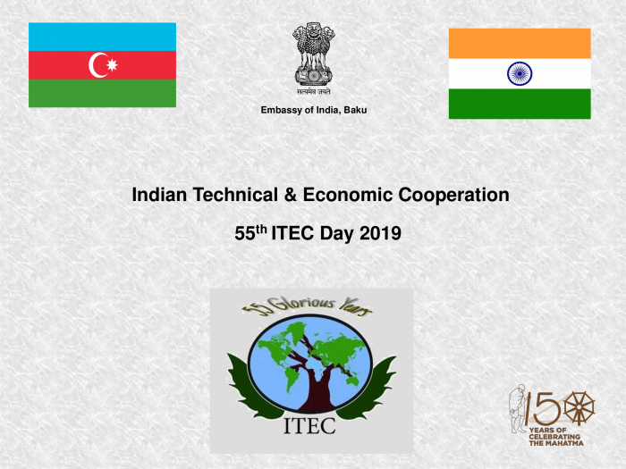 Indian Technical & Economic Cooperation Day celebrated in Baku