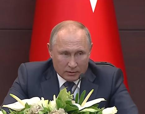 بوتين يستشهد بالقرآن الكريم -   فيديو