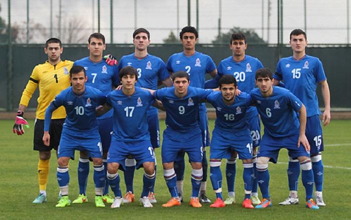 Azərbaycan Gürcüstana qarşı - Start heyətlər