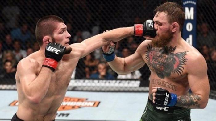 Həbib UFC reytinqində ikinci oldu