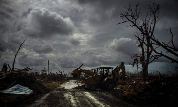 Bahamas: new storm threatens Hurricane Dorian relief efforts