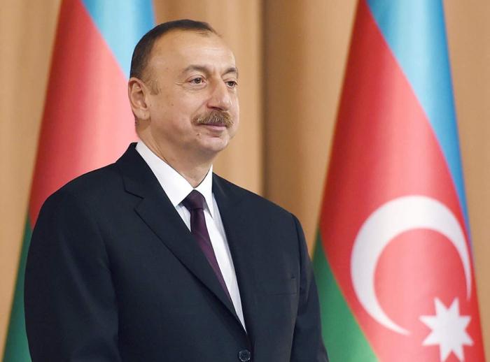 """الهام علييف:  """"القرن الحادي والعشرين سيكون أفضل وقت لأذربيجان"""" -   صورة"""