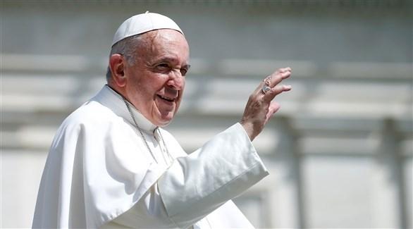 بابا الفاتيكان يزور تايلاند واليابان في نوفمبر