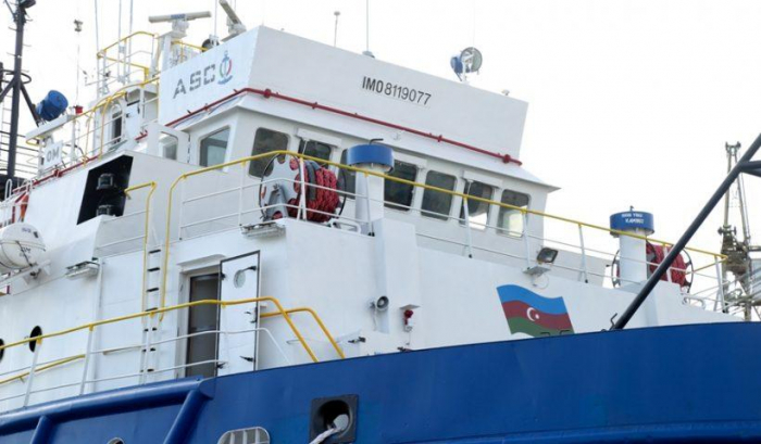 Azerbaijan Caspian Shipping Company commissions vessel