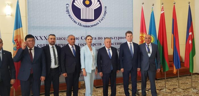 Azərbaycan MDB ölkələrinin iclasında təmsil olunur