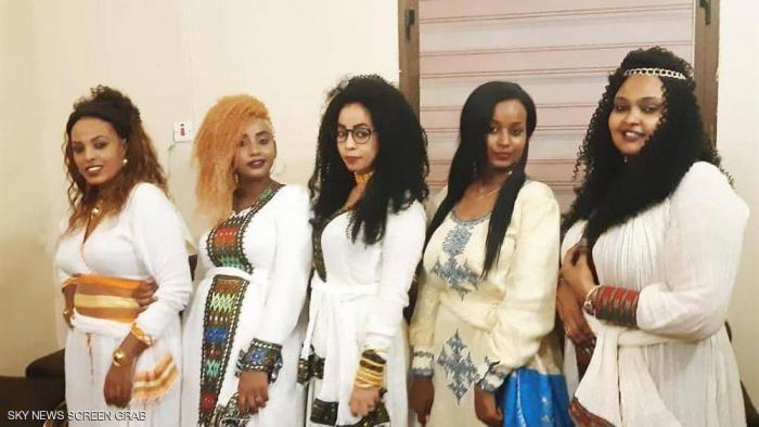 الإثيوبيون في الخرطوم يحتفلون بقدوم عام 2012