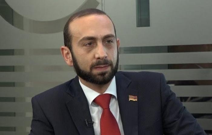 Ermənistan parlamentinin sədri məhkəməyə verildi