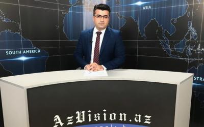 أخبار الفيديو باللغة الالمانية لAzVision.az-  فيديو( 30.09.2019)