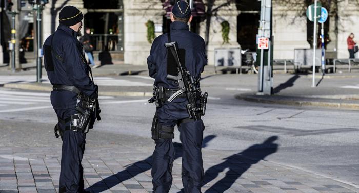 Gunshot wounds up 20 percent as sweden rocked by