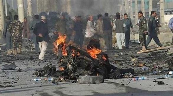 10 قتلى و85 مصاباً في هجوم بسيارة مفخخة جنوب أفغانستان