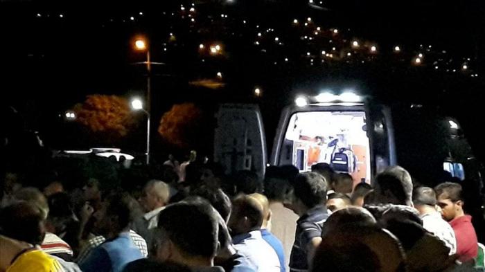 Türkiyədə terror aktı: Ölən və yaralılar var