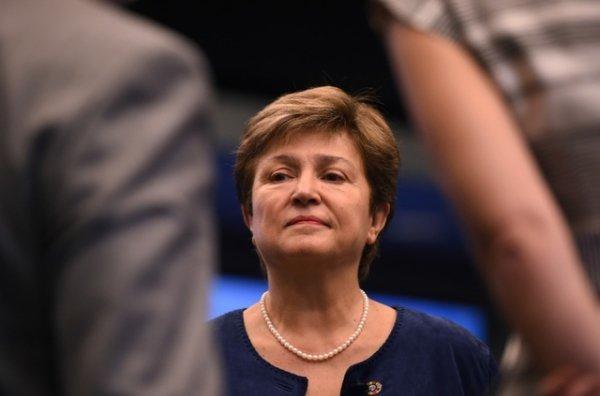 Kristalina Georgieva, seule candidate à la direction du FMI