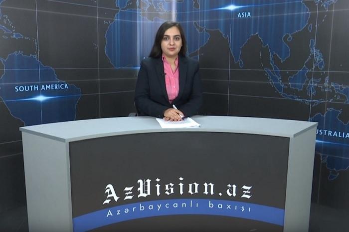 AzVision News: İngiliscə günün əsas xəbərləri (19 sentyabr) - VİDEO