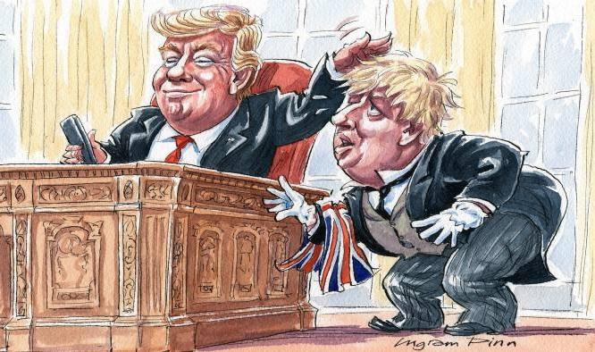 """ABŞ-ın """"Brexit""""dəki marağı nədir? – TƏHLİL"""