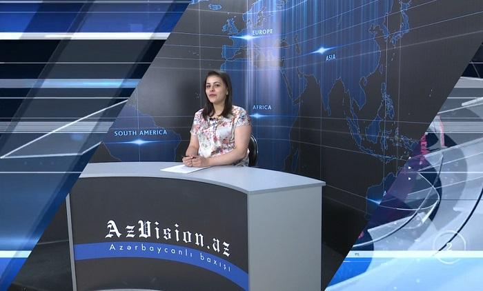 AzVision News: İngiliscə günün əsas xəbərləri (10 sentyabr) - VİDEO