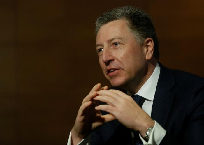 Trump envoy to Ukraine Volker resigns: sources