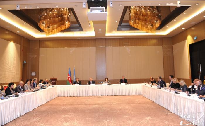 Se reúne en Bakúel Comité de Protección de los Derechos de Todos los Trabajadores Migratorios y de sus Familiares