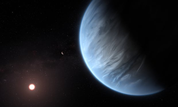 Water found on most habitable known world beyond solar system