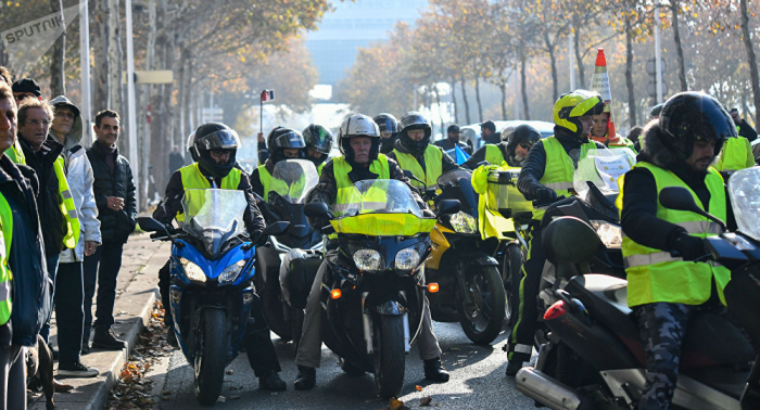 Yellow Vests take to streets for round 45 of protests in Paris