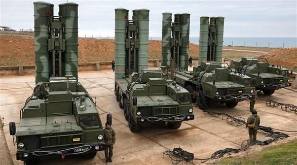 """روسيا: نشر منظومة """"إس 400"""" في تركيا بحلول ربيع 2020"""