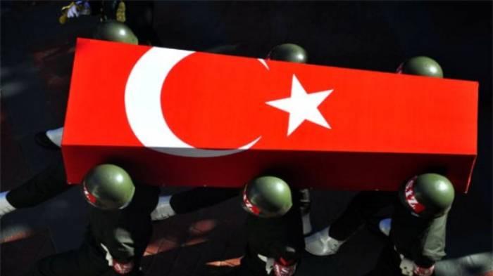 Suriyada daha bir türk əsgəri şəhid oldu