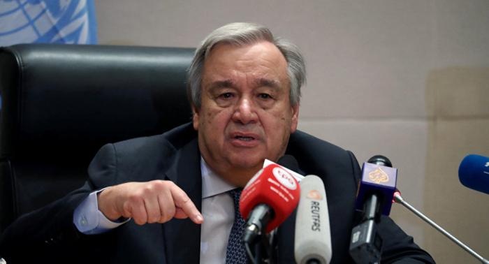 الأمم المتحدة قد لا تجد ما يكفي لدفع رواتب موظفيها في نوفمبر