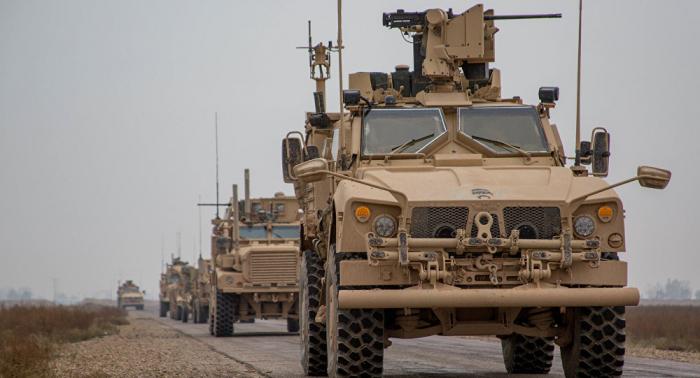 التحالف الأمريكي يعلن انسحابه من الرقة والطبقة شمال شرقي سوريا