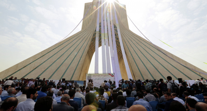 رئاسة الجمهورية الإيرانية: طهران مستعدة لاتخاذ الخطوة النووية الرابعة
