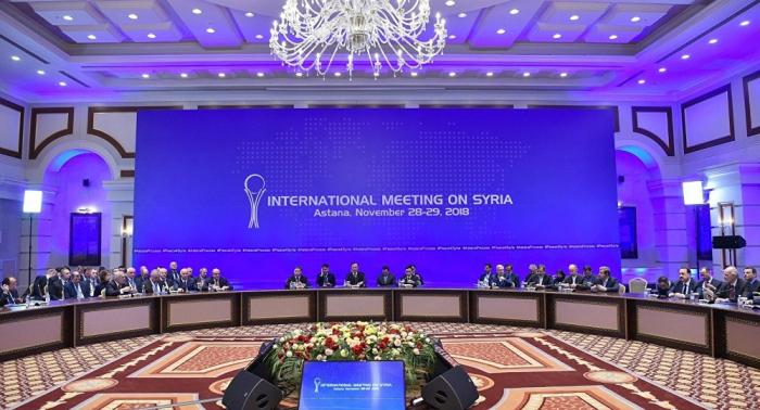 """الخارجية الكازخستانية: هناك خطط لعقد قمة """"أستانا"""" بشأن الملف السوري في نهاية الشهر الجاري"""
