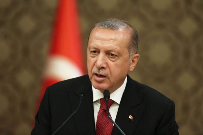 """Ərdoğan """"Barış pınarı"""" ilə bağlı xəbəri təkzib etdi"""