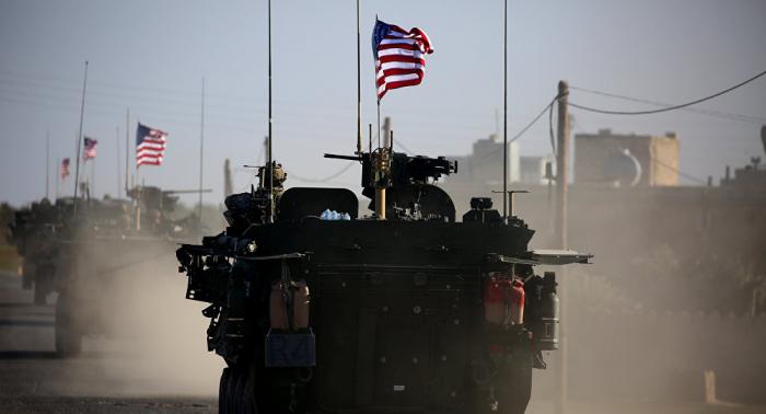 ABŞ ordusu Membiçdəki bazasını tərk edib