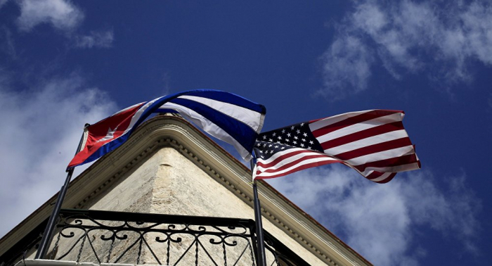 State Dept imposes visa limits on Cuban officials