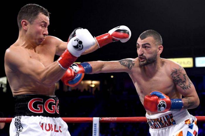 Armenian boxer Martirosyan arrested in US