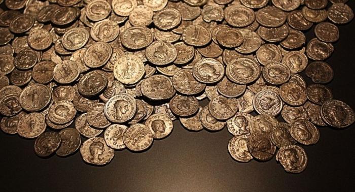 Un trésor médiéval découvert dans une forêt danoise