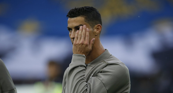 Leaked emails reveal Cristiano Ronaldo's DNA matched evidence in Las Vegas rape case