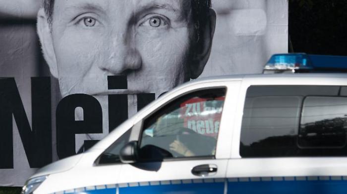 Beamten mit Nähe zu AfD-Flügel droht Ärger