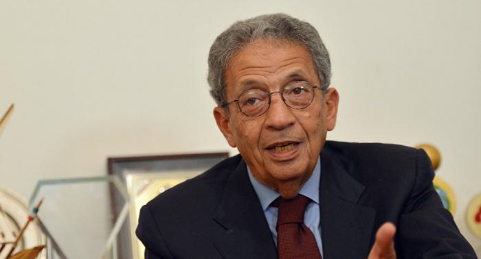 عمرو موسى يهنئ آبي أحمد بمناسبة فوزه بجائزة نوبل للسلام