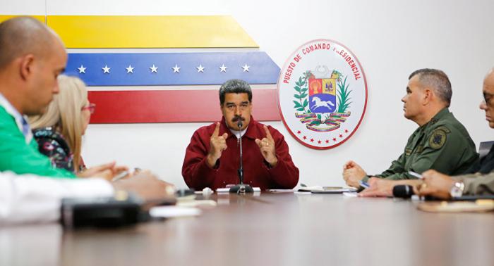 مادورو يحمل صندوق النقد الدولي وليس كاراكاس مسؤولية الاحتجاجات في الإكوادور
