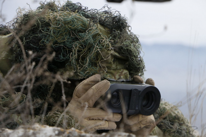 Sabotage of Armenian armed forces prevented - State Border Service of Azerbaijan