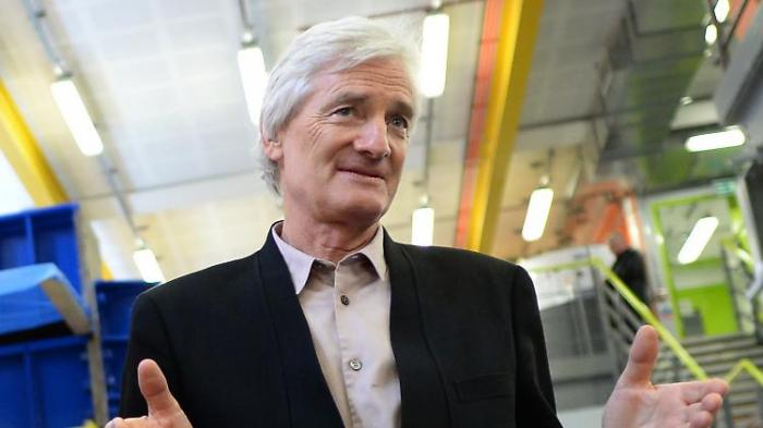 Dyson beerdigt Elektroautoprojekt