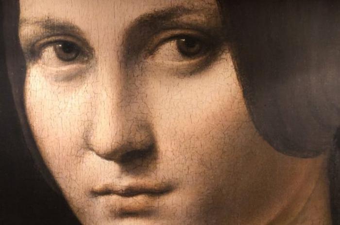 متحف اللوفر يفتتح معرضا استثنائيا لأعمال ليوناردو دافنشي